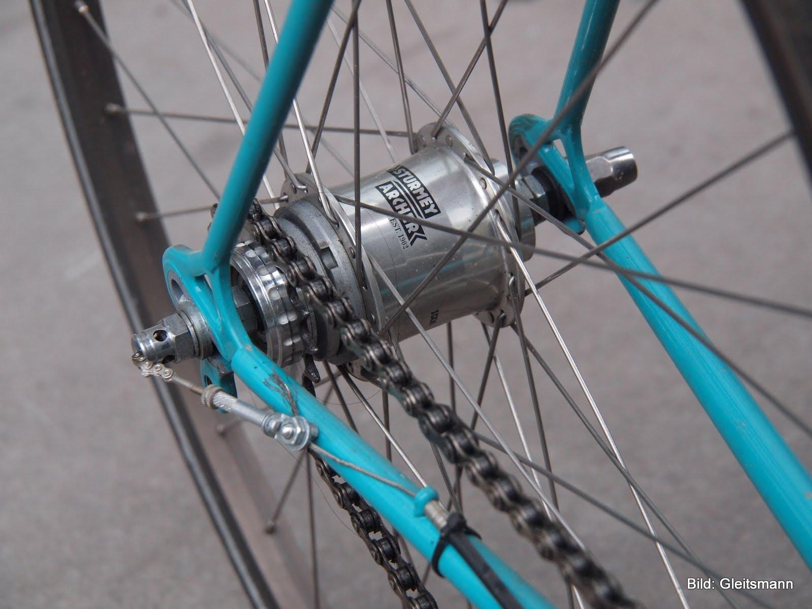 fahrrad schaltung 3 gang