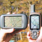 GPS-Test Garmin Montana