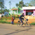 Radreise Indien