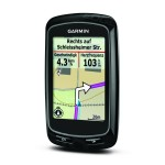 Routing mit Abbiegehinweisen am Garmin Edge 810. Foto: Garmin