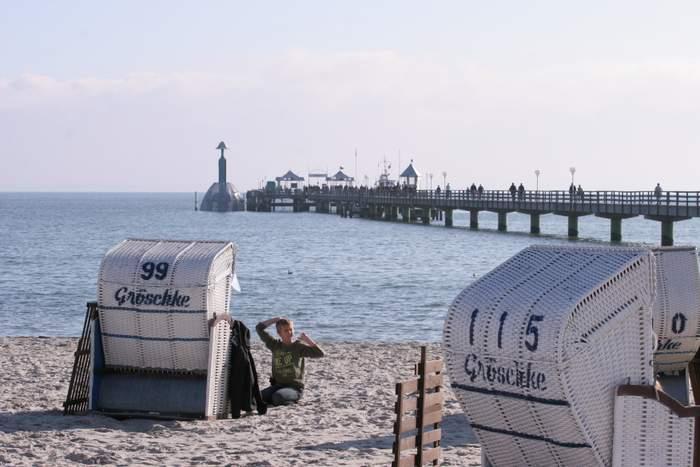 Endstation Ostsee am Mönchweg. Foto: Herzmann