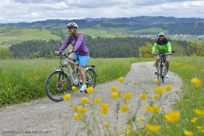 Lange und/oder anspruchsvolle Touren sind nicht mehr nur superfitten Radlern vorbehalten. Per E-Bike kann so ziemlich jeder Natur und Bergwelt erkunden.