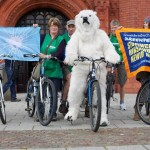Save the Arctic Ice Ride in Cardiff