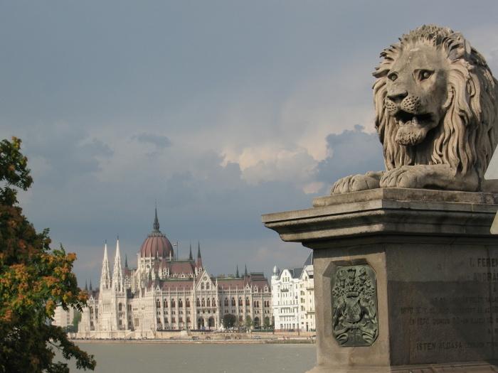 In Budapest beginnt die Radreise. Foto: Herzmann.