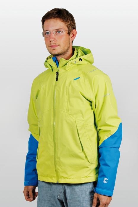 Eine für alles: Shimano Storm Jacket. Foto: Volkhausen.
