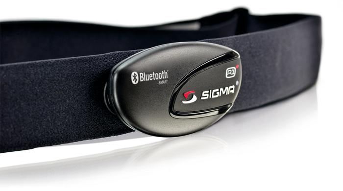 Pulsmesser 2.0: Sigma R1 Blue Comfortex. Foto: Hersteller.