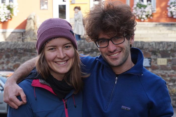 Carina und Marc