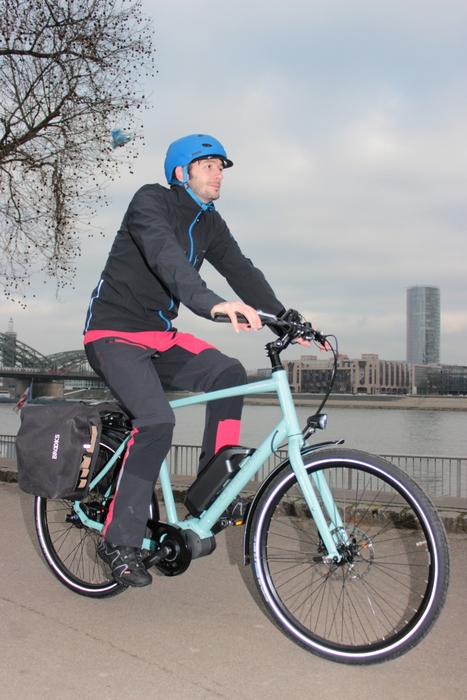 E-Bike mit Steps DI2