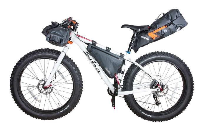 Ortlieb, Bikepacking