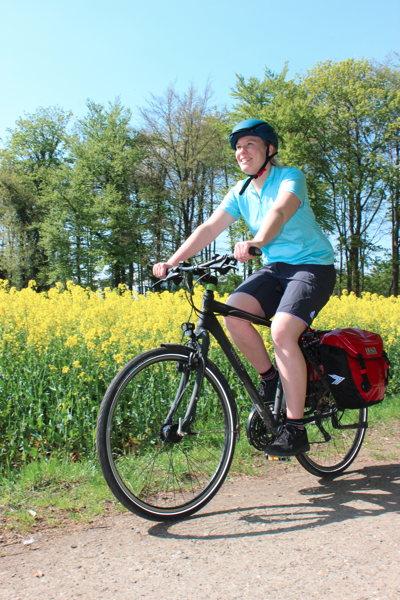 Greens Dartmoor Trekkingrad