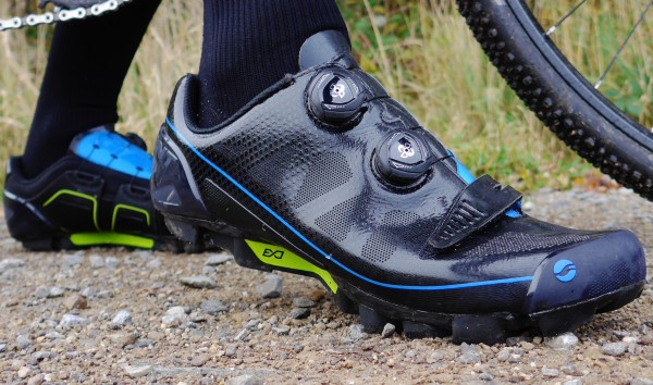 Praxis-Test Giant Charge MTB-Schuhe: Die Sohle macht's