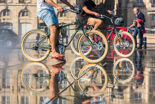 Fahrrad, EM, Radtour