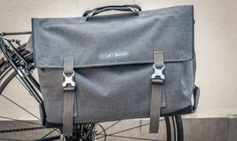 Ausprobiert: Ortlieb Urban Commuter-Bag