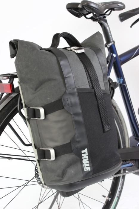 Commuter-Tasche von Thule. Foto: Lisa Partzsch.