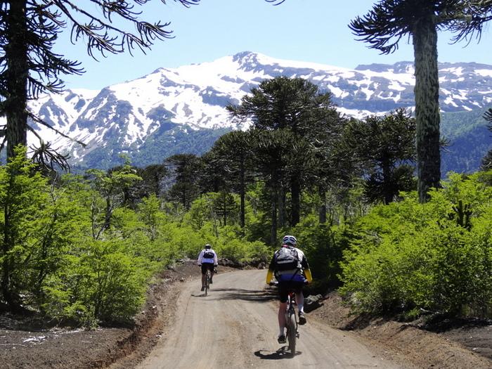 Radreise Chile/Argentinien: Andenquerung im Norden Patagoniens