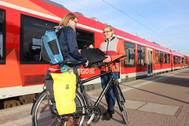 Test Fahrradtaschen