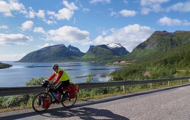Radreise Norwegen