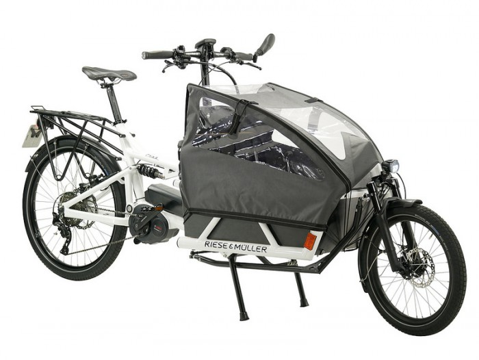 Riese & Müller Load touring HS