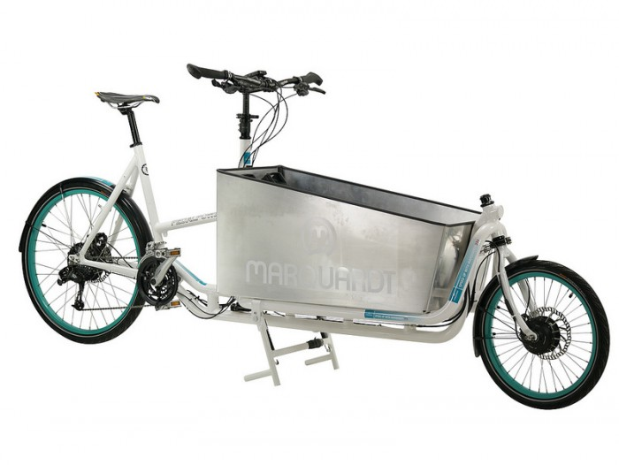 Pedalpower Long Harry E-Cargo Marquardt