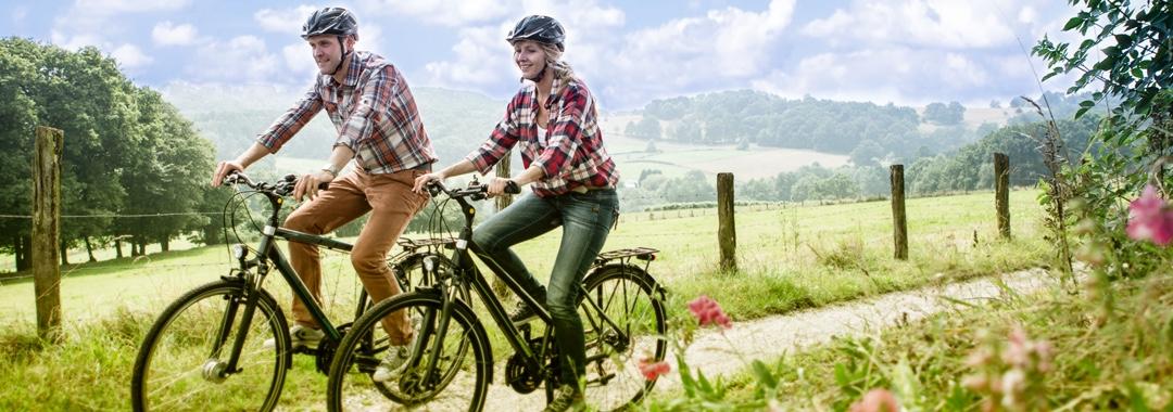 Tipp:Radtouren in Deutschland