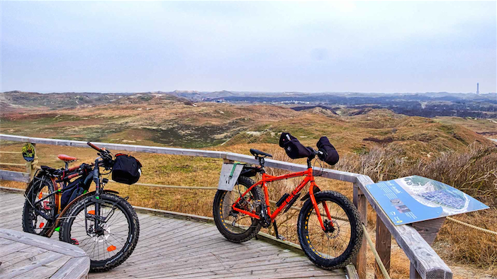 Fatbike, Norderney