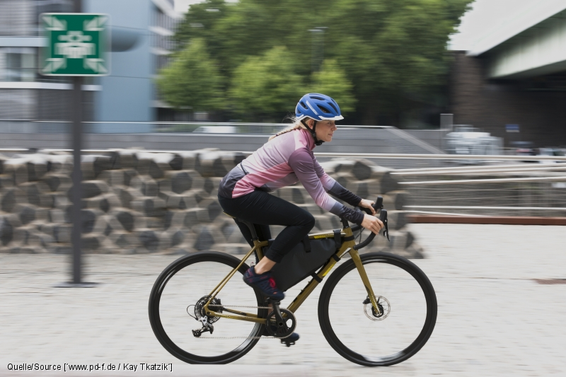 Gravelbike mit Tendenz zum Rennrad: neues Koga Colmaro Allroad. Bild: pd-f