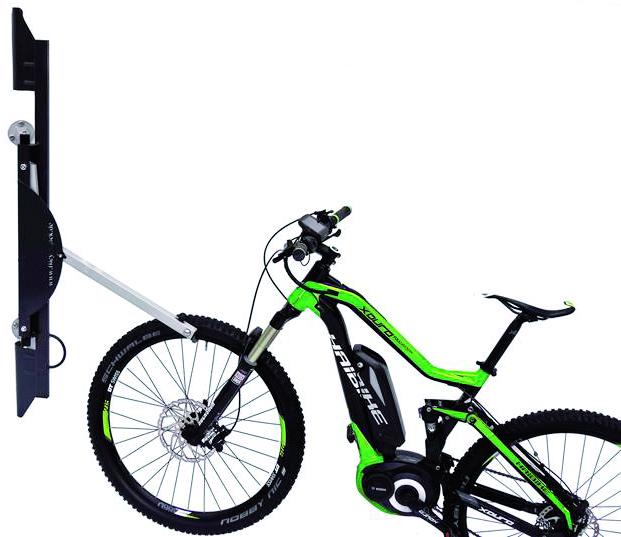 eMTB am Liftarm. Bild: Bicycle Jack