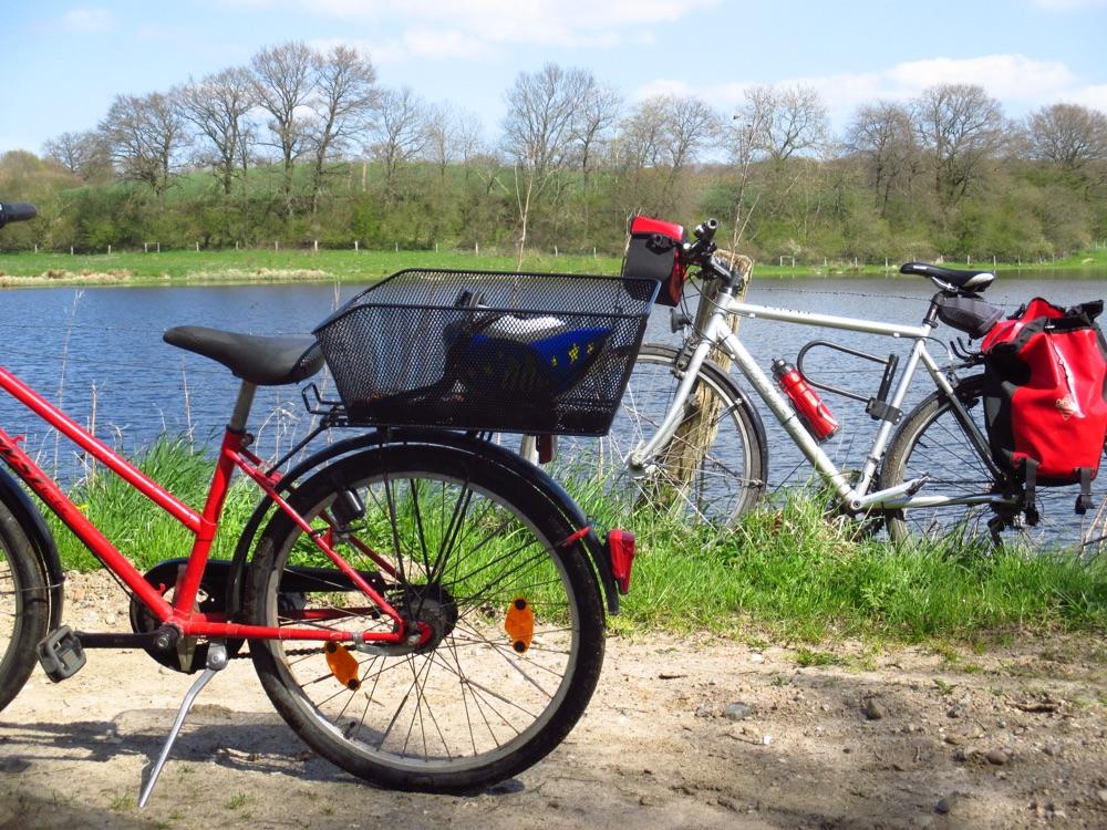 Eine Radtour für Leib und Seele: Ostertage auf dem Mönchsweg