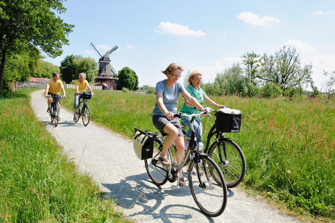 Ostfriesland Rad-Routen – Zwischen Dollart und Jadebusen