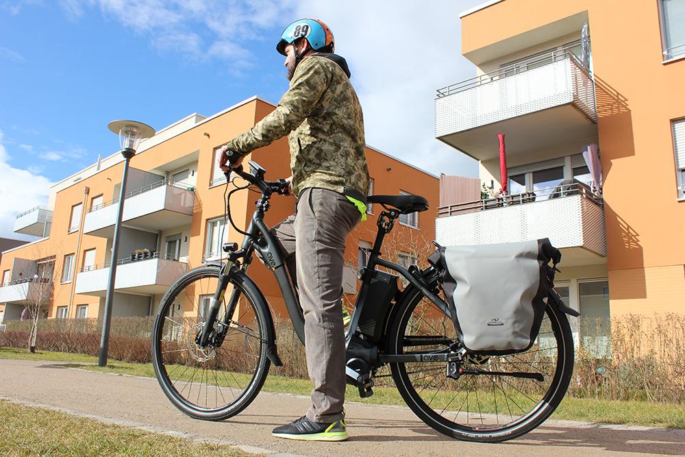 AVE Hybrid Bike Bosch E-Bike Pedelec