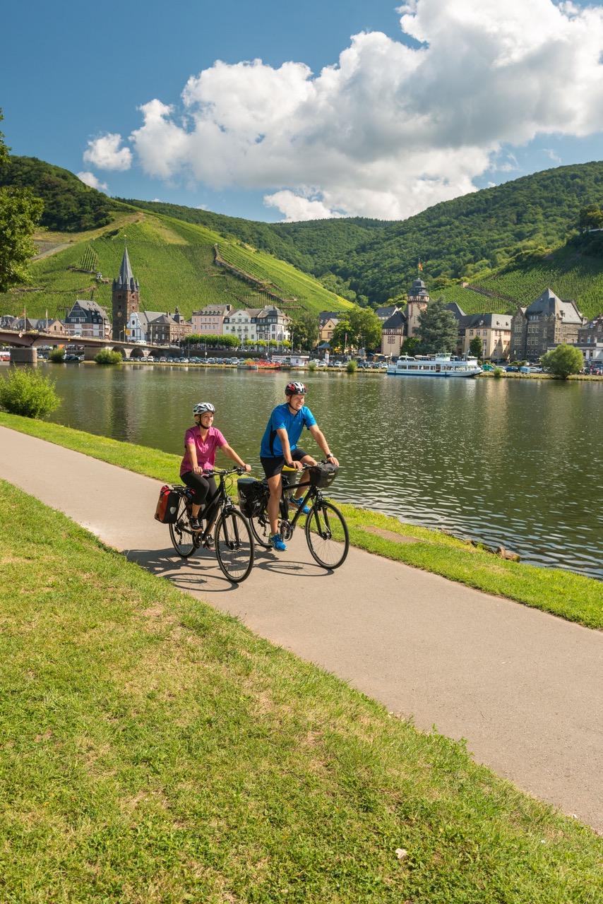 Moselland Fahrrad Reisen Radweg