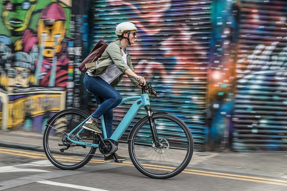 Rauf aufs Rad – Bosch bietet Fahrrad-Leasing für seine Mitarbeiter an