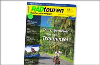 Aktuell: RADtouren Ausgabe4/18